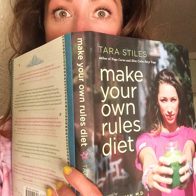 Make Your Own Rules Diet Tour!