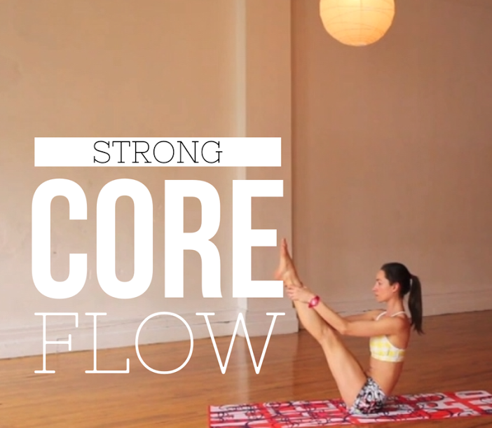 Strong Core Flow