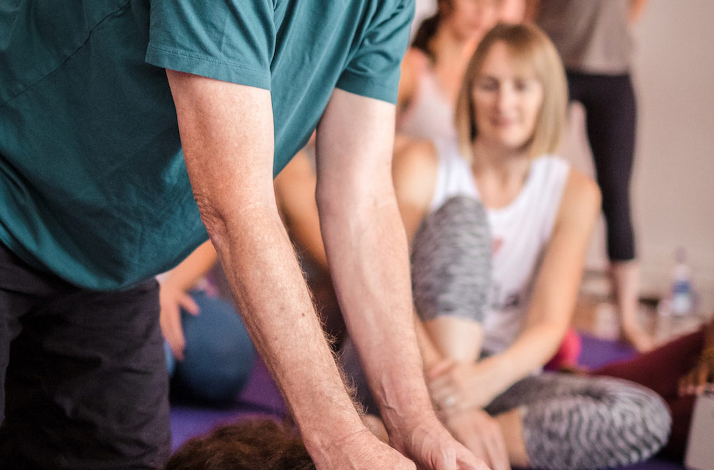 Strala Online 100+Hour Training: Connect and Heal with Shiatsu